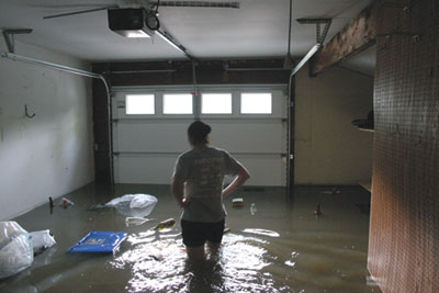 my house was flood Any attempt to design flood protection into a house has to start with an assessment of the risk, ie the probable flood depth that the house will be subjected to.